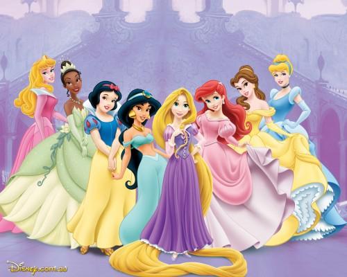 Disney Princess Tribute