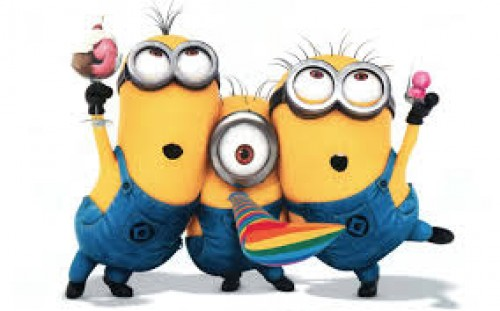 Mini Movie- Despicable me