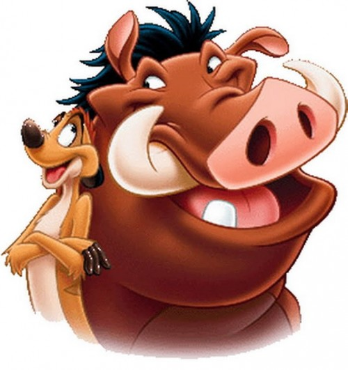 Stand by Me - Timon y Pumba