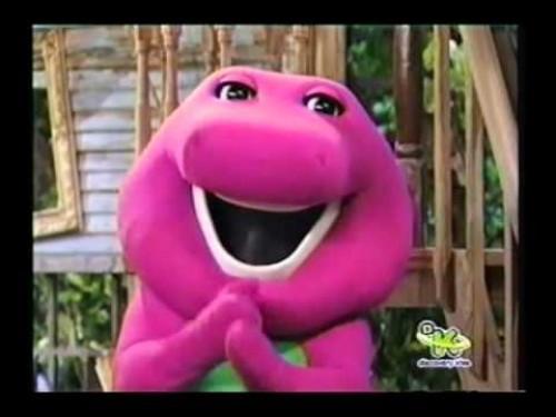 Barney - Contar con un amigo es mejor