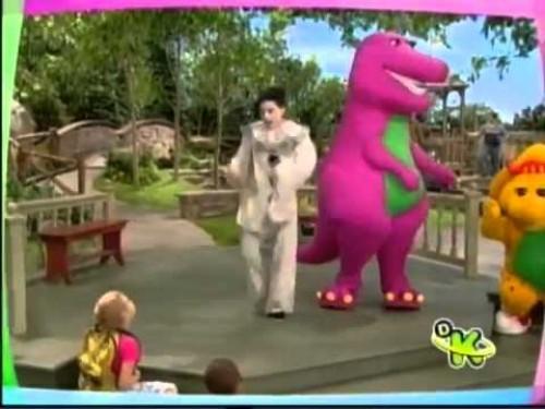Barney- El Zapato Veloz