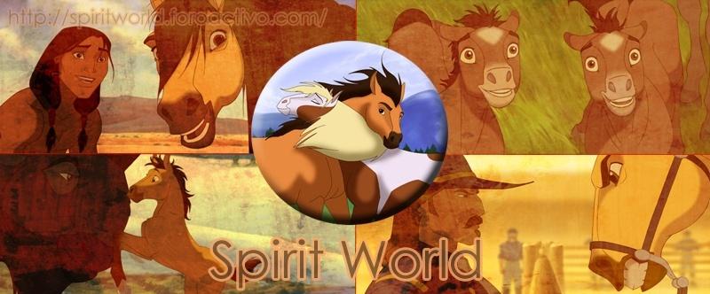 Spirit- Aquí estoy