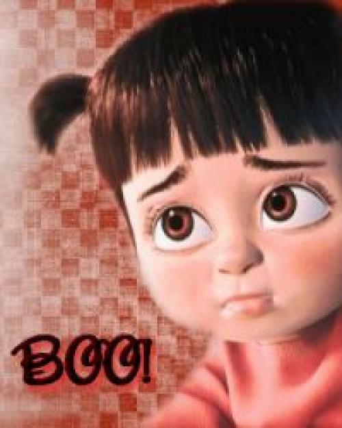 Canción de Boo- Monster Inc