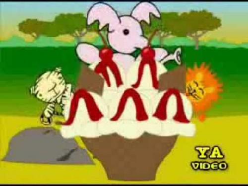 Sandy el heladero