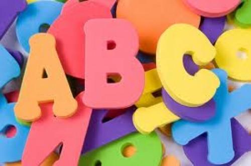 Canción infantil del abecedario