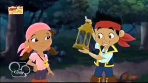 Opening Jake y los piratas del nunca jamás