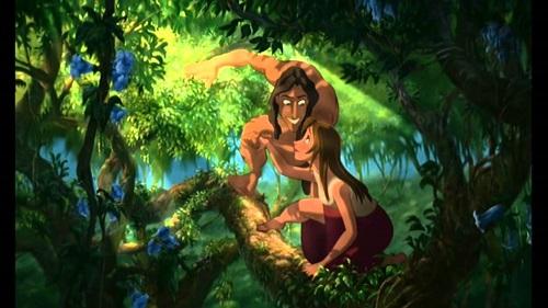 Tarzan – Lo extraño que soy