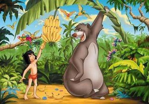 El libro de la selva – Busca lo más vital