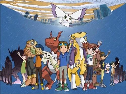 Canción de Digimon 3 evolution