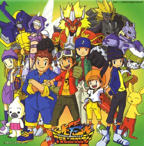 Digimon Frontier 4